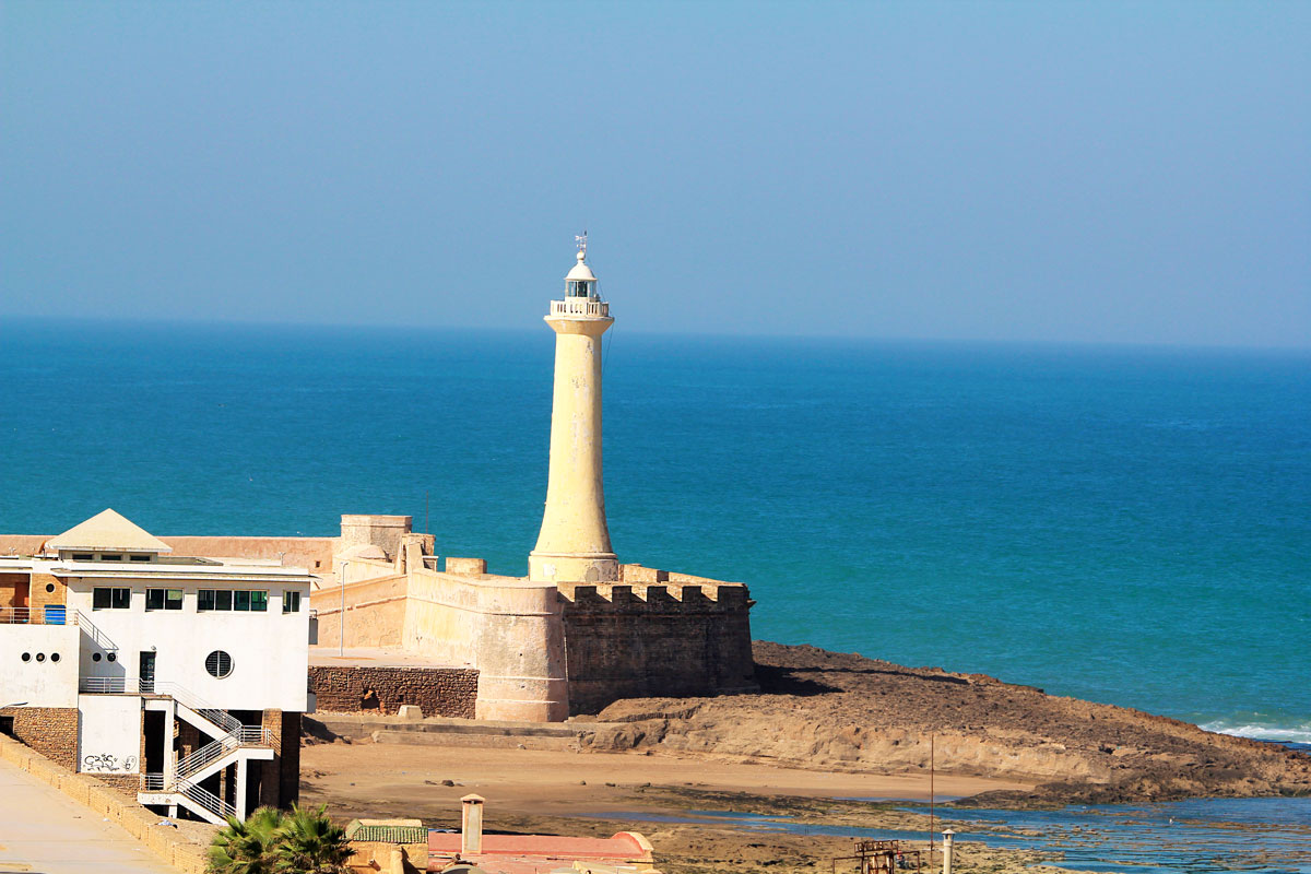 Lighthouse of Rabat
