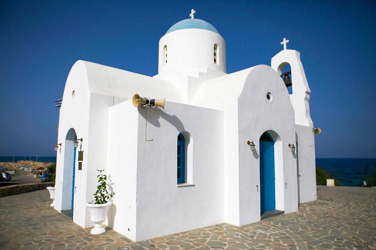 Church in Protaras