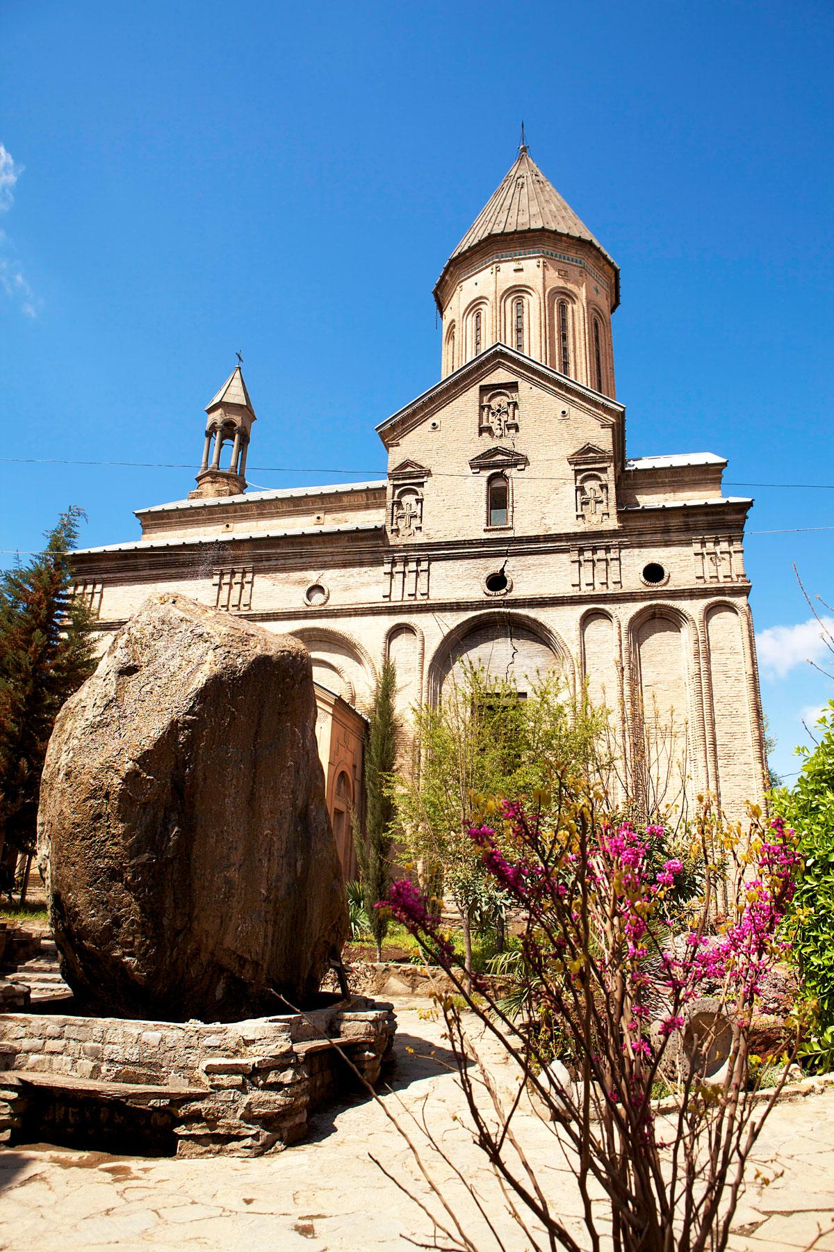 Norashen Church Tbilisi