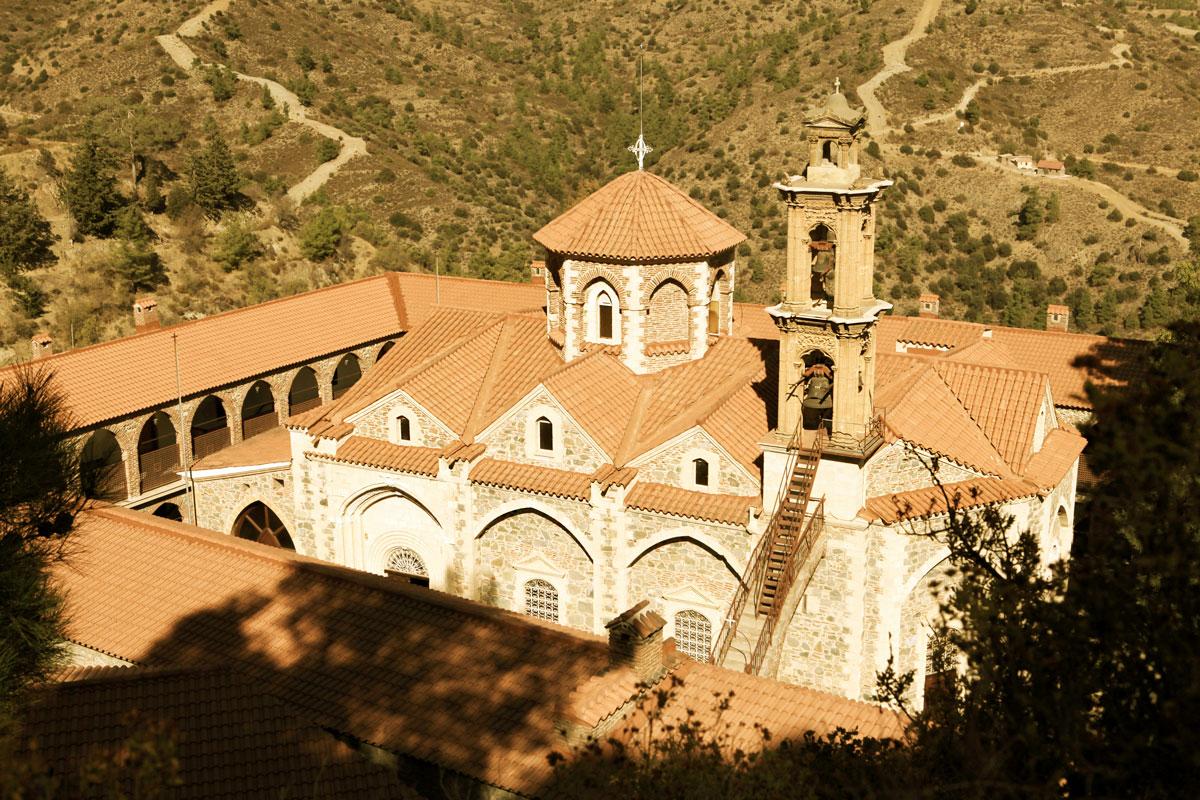 Macheras Monastery Cyprus
