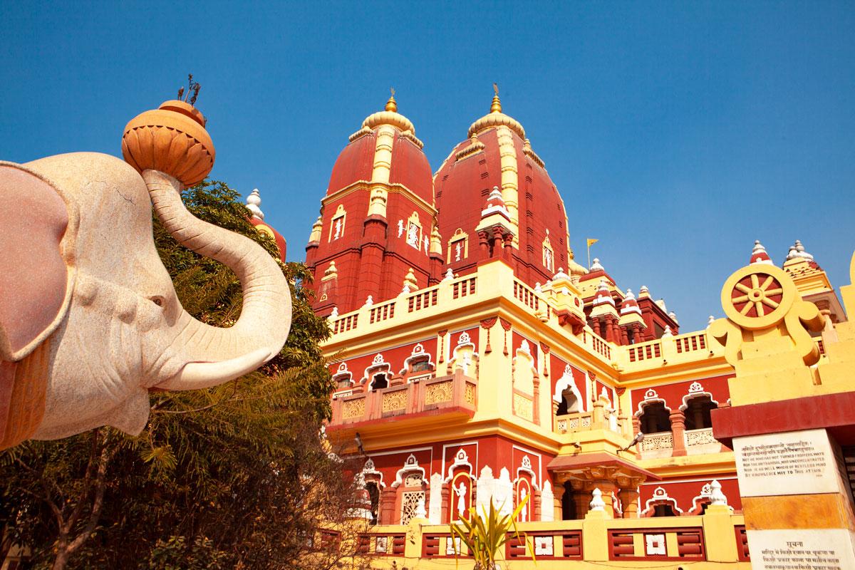 ISKCON Temple Delhi – Glory of India