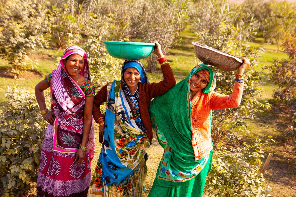 Agra Ladies