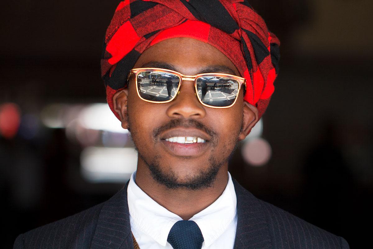 Africa – meet local designer