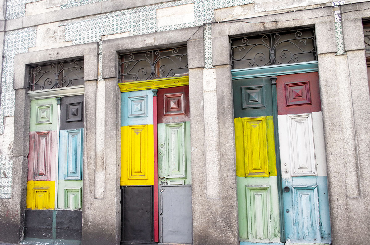 The other doors of Lisbon