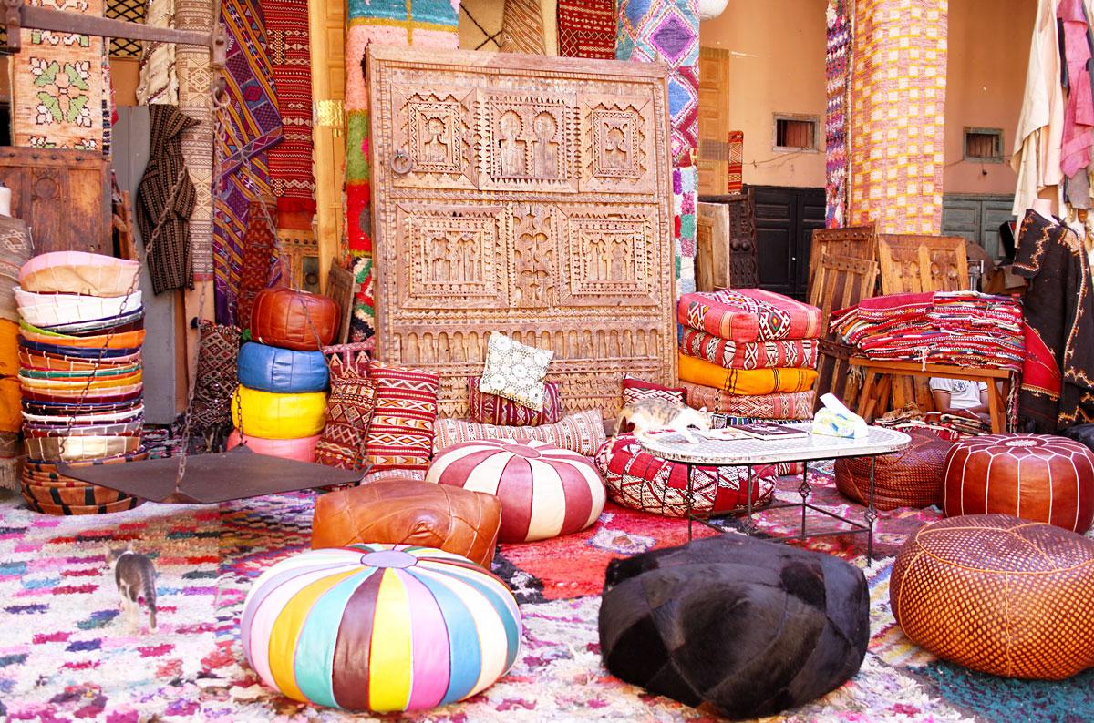 Morocco corners